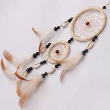 dream catcher camel two circle decoration wall hanging ornament