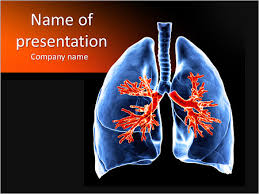 powerpoint design lungs lungs powerpoint template backgrounds id 0000007269