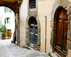 tuscan door photograph italy photography italian home decor