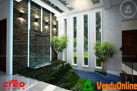 Interior Courtyard Kerala Style Home Plans With Interior Courtyard Inspiration