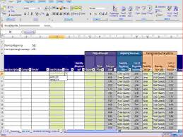 Inventory Checklist Template Excel 6 Inventory Spreadsheet Excel Procedure Template Sle