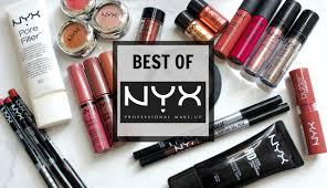 Makeup Nyx best of nyx cosmetics