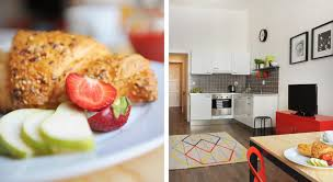 cosy cuisine cosy design apartment book bed breakfast europe