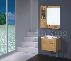 Bamboo Bathroom Cabinet Bamboo Bathroom Vanity Mirror Best Bathroom Decoration