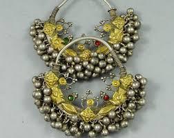 indian earrings etsy