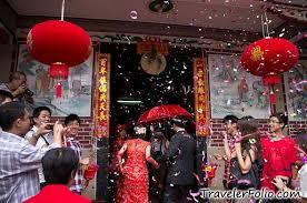 wedding china wedding customs traditions putian fujian china