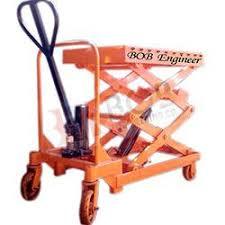 Hydraulic Scissor Lift Table by Buy Best Quality Hydraulic Scissor Lifting Table Ahmedabad India