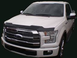 Ford F150 Truck Accessories - hood protector by lund aeroskin the official site for ford