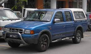 Ford Ranger Truck Camping - file ford ranger southeast asian first generation front