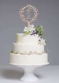 cake topper cake topper floral mr mrs jcclick store