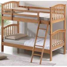 Artisan White FT Single Wooden Bunk Bed Girls Room Pinterest - Solid wood bunk beds