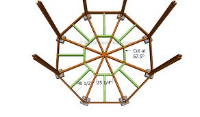 Pergola Plans Free by Free Gazebo Construction Plans Pergola Design Ideas