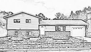 tri level home plans designs cool split level house plans 1960s contemporary best inspiration