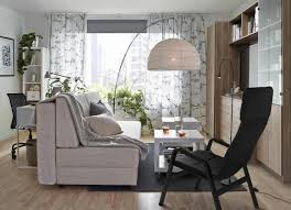 charming broken white as a neutral color schemes for living room