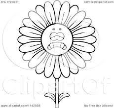 daisy coloring page daisy flower coloring pages teddy smile letter m coloring pages