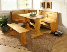 pine kitchen furniture bench kitchen nook table with bench breakfast nook a k corner