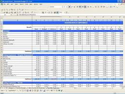 Free Microsoft Excel Spreadsheet Download Business Monthly Budget Worksheet Excel And Free Monthly Business