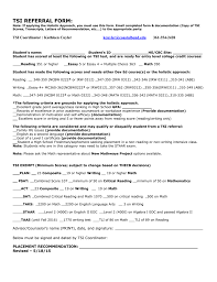 tsi referral form coastal bend college