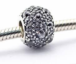 sterling silver beads pandora bracelet images 2018 pandora shimmering droplets silver beads with clear cz charms jpg