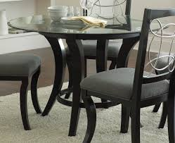 small black round table black round glass dining table decorating dining area with round