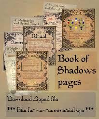 book of shadows 05 compendium by sandgroan deviantart com on