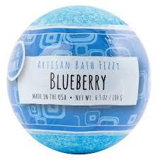 blueberry bath fizzy fizz