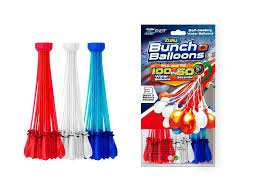bunch balloons zuru bunch o balloons white and blue toys r us