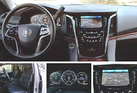 2015 cadillac escalade esv interior interior 2015 cadillac escalade review suvs