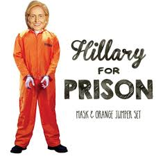halloween inmate costume amazon com hillary for prison costume toys u0026 games