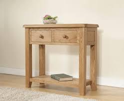 light wood console table light oak console table chene interiors
