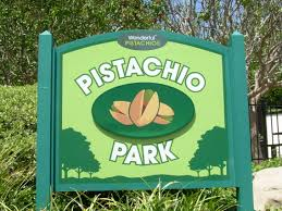 Six Flag Los Angeles Pistachio Park Located In Six Flags Magic Mountain Los Angeles