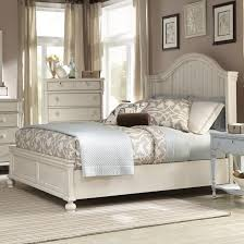 decorating american woodcrafters white beds with white nightstand