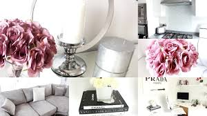 home decor haul homeware haul new sofa candles chanel coffee