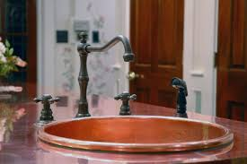 fix a kitchen faucet how to fix leaky kitchen faucet in 5 steps homeadvisor