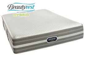 Bedroom Sets Gardner White Beautyrest Recharge Hybrid Lilian Queen Mattress