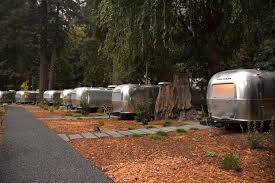 airstream and dan weber architecture create autocamp russian river