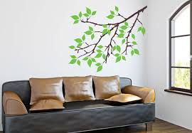 tree branch decor tree branch 2 color wall decal beautiful floral decor