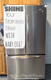 Kitchen Cabinet Cleaning Tips by Best 25 Clean Stainless Sink Ideas On Pinterest Stainless Steel