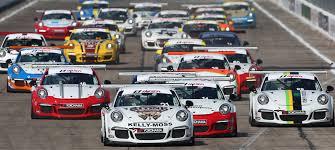 porsche gt3 racing series porsche gt3 cup 2017 road atlanta radio le mans
