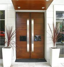 Exterior Door Options by Interior Exterior Remarkable Brown Modern Entry Door Design Idea