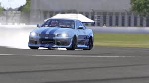 paul walker blue porsche drifting paul walker u0027s skyline youtube