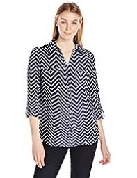 notations blouses amazon com notations blouses button shirts tops tees