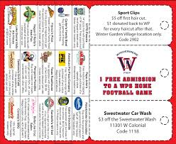 boards game day spirit and fundraising items