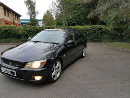 used lexus is200 sport black edition in hx1 halifax for 995 00