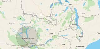 Congo River Map Zambezi River Map Popular River 2017