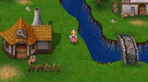 Final Fantasy 1 World Map by Gysahl Final Fantasy Iii Final Fantasy Wiki Fandom Powered