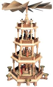this is a german pyramid nativity my family and i had