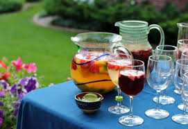 easy outdoor party with seasonal produce part 2 of 3 a global