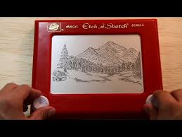 spin master inspires creativity on etch a sketch day with the