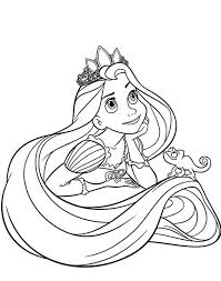 All Disney Princesses Coloring Pages All Princesses Printable Princess Coloring Free Coloring Sheets